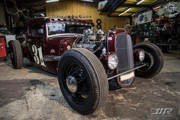 DLEDMV 2K19 - Ford 31 Hot Rod Rodkill Garage JJR - 002