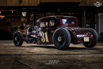 DLEDMV 2K19 - Ford 31 Hot Rod Rodkill Garage JJR - 006
