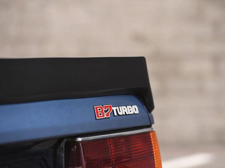 DLEDMV 2K19 - Alpina B7 Turbo Coupé - 001
