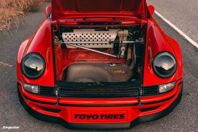 DLEDMV 2K19 - Porsche 911 RWB Red & Black California - 008