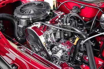 DLEDMV 2K19 - Audi 100 Slammed Loyalty - 007