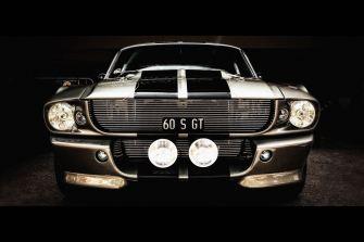 DLEDMV 2K19 - Bad Boys - Ford Mustang Shelby GT - 001