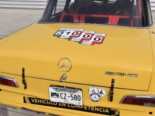 DLEDMV 2K19 - Mercedes Heckflosse W111 Carrera Panamericana - 013