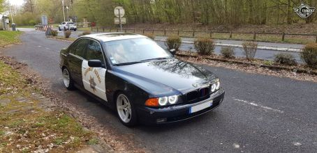 DLEDMVLa BMW E39 de François 22 vla les bleus 08