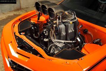 DLEDMV 2K19 - Chevrolet Camaro SS The Grudge - 002