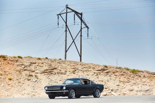 DLEDMV 2K19 - Ford Mustang Restomod Dempsey - 001