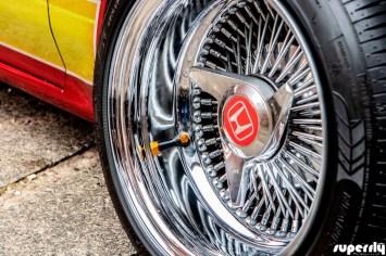 DLEDMV Honda Civic Lowrider 03
