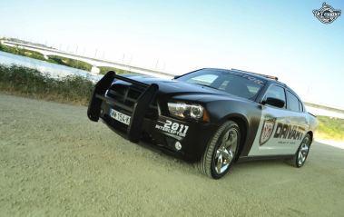 DLEDMV 2K19 - Dodge Charger RT Drivart - 009
