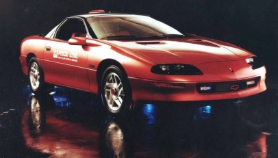 DLEDMV 2K19 - Chevrolet Camaro Z28 - PPG Pace car 93 - 001
