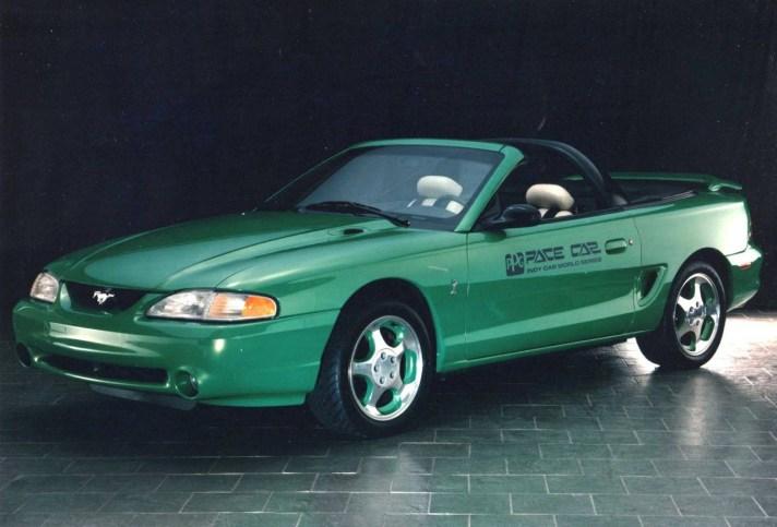 DLEDMV 2K19 - Ford Mustang Cobra - PPG Pace car 94 - 003