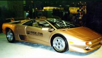 DLEDMV 2K19 - Lambroghini Diablo - PPG Pace car 95 - 003