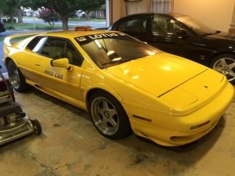 DLEDMV 2K19 - Lotus Esprit V8 Biturbo - PPG Pace car 97 98 - 002