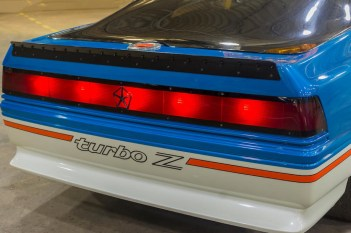 DLEDMV 2K19 - PPG Pace Cars - Dodge Daytona Turbo Z - 83 - 003