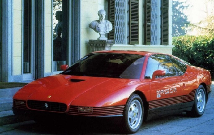 DLEDMV 2K19 - PPG Pace Cars - Ferrari Mondial T 87 - 001