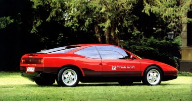 DLEDMV 2K19 - PPG Pace Cars - Ferrari Mondial T 87 - 002