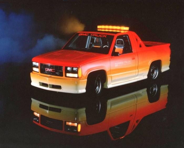 DLEDMV 2K19 - PPG Pace Cars - GMC Sierra 88 - 003