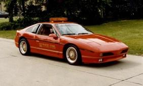 DLEDMV 2K19 - PPG Pace Cars - Pontiac Fiero GTP 85 - 003