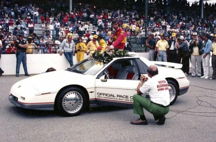 DLEDMV 2K19 - PPG Pace Cars - Pontiac Fiero Wide Body 84 - 003