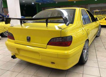 DLEDMV 2K19 - Peugeot 406 Touring Car -012
