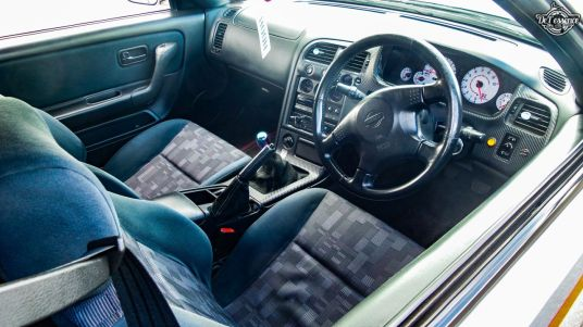 DLEDMV La Nissan Skyline R33 de Pascal - Pas une GT-R et alors 06