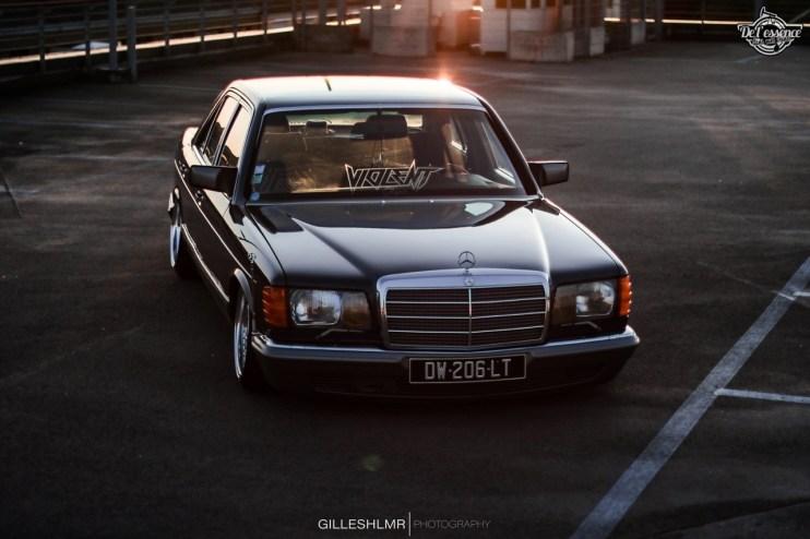 DLEDMV 2K19 - Mercedes 280SE Adrien - 009