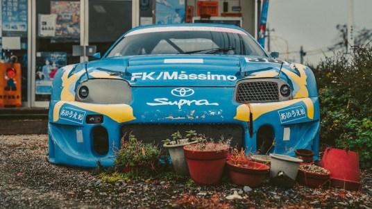 DLEDMV 2K19 - Casse japonaise Toyota Supra GT500 - 001