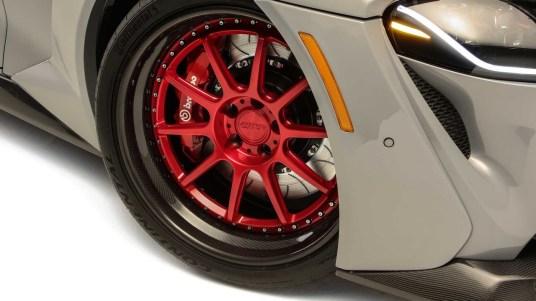DLEDMV 2K19 - #SEMA - Toyota Supra HyperBoost Edition - 011