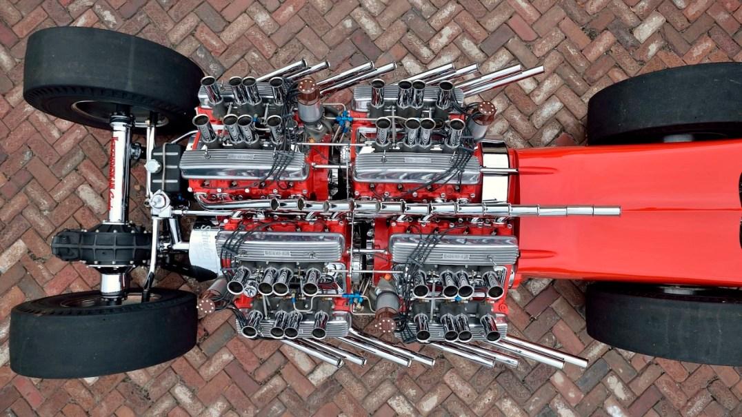 DLEDMV Showboat Slingshot Dragster 17