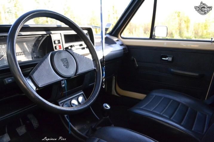 DLEDMV 2020 - VW Golf Caddy Exclue - 029