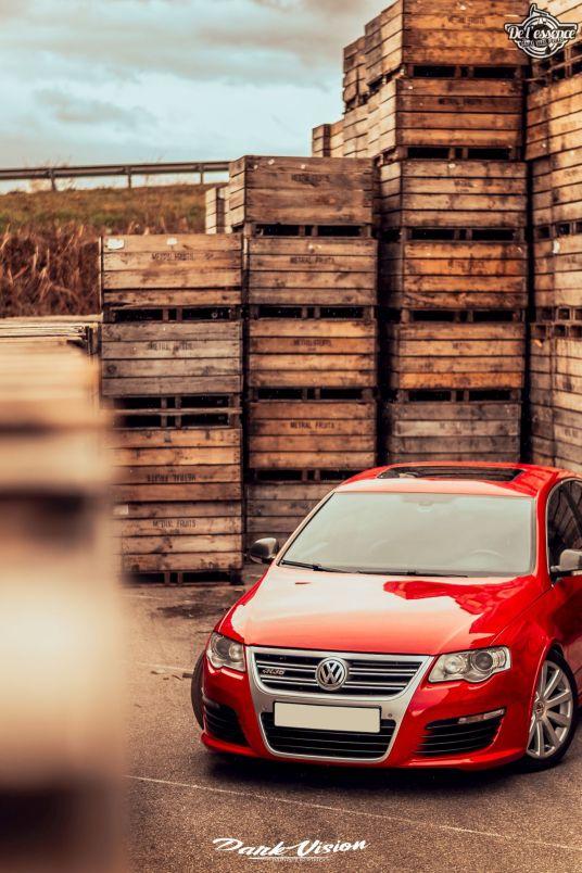 DLEDMV - Volkswagen Passat R36 de Lucas - Passat R quoi13