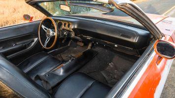 DLEDMV - Plymouth 'Cuda Convertible 1971 - 7.2l Sortis de container 06