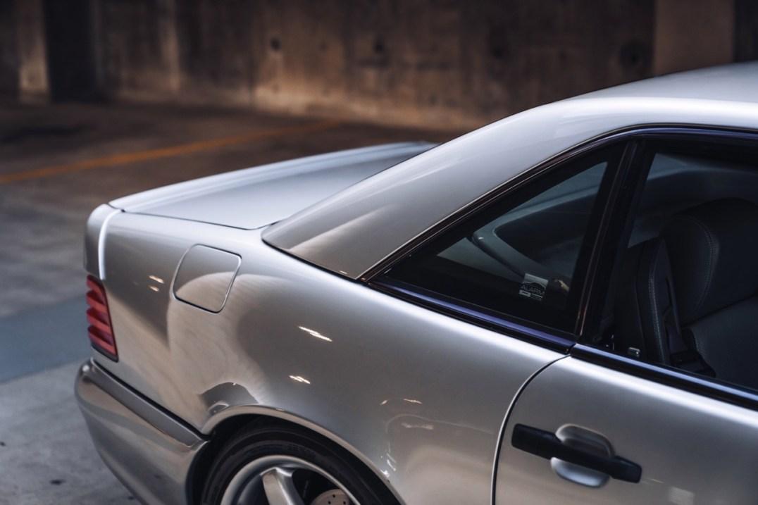 DLEDMV 2020 - Mercedes R129 RENNtech SL74 BaT - 016