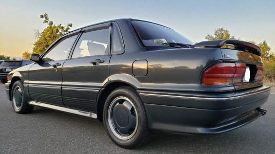DLEDMV 2020 Mitsubishi Galant AMG 07