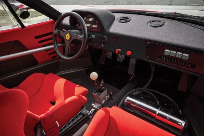 DLEDMV 2020 - Ferrari F40 LM & F40 Competizione - 022