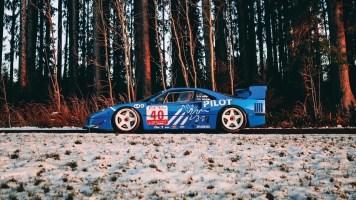 DLEDMV 2020 - Ferrari F40 LM & F40 Competizione - 023
