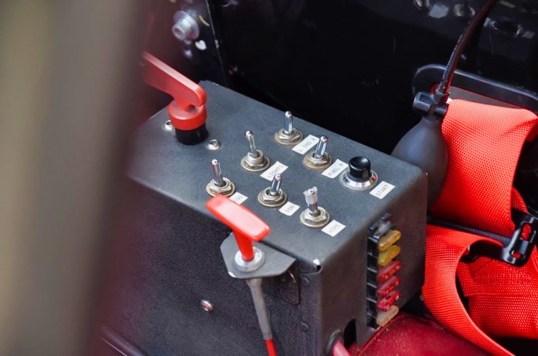 DLEDMV 2020 - Jaguar Mk1 Saloon Racer - 014