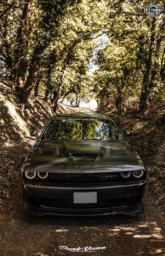 DLEDMV Dodge Challenger Hellcat de 2016 - Elle vous met des baignes 03