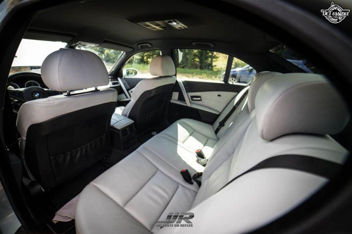 DLEDMV La BMW M5 E60 de Julien - Puissance sans violence10