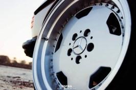 DLEDMV 2020 - Mercedes W123 Airride & BBS - 002
