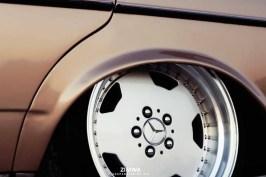 DLEDMV 2020 - Mercedes W123 Airride & BBS - 004