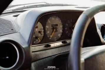 DLEDMV 2020 - Mercedes W123 Airride & BBS - 013