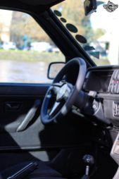 DLEDMV La Volkswagen Golf II swap III GTI de Florian 27