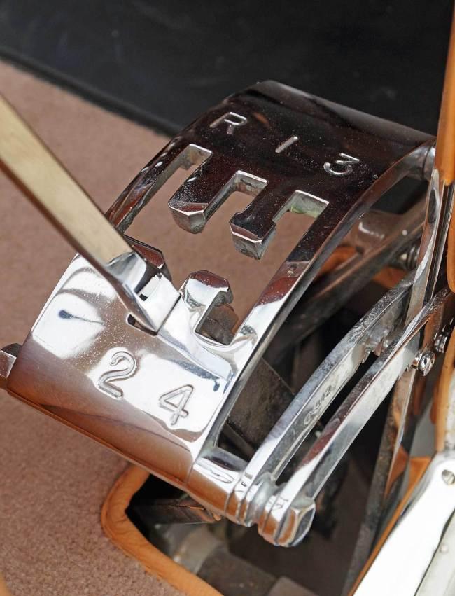 DLEDMV 2021 - Rolls Royce Silver Ghost Picadilly Roadster - 021