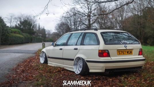 DLEDMV 2021 - BMW E36 Touring Swap M3 - 002