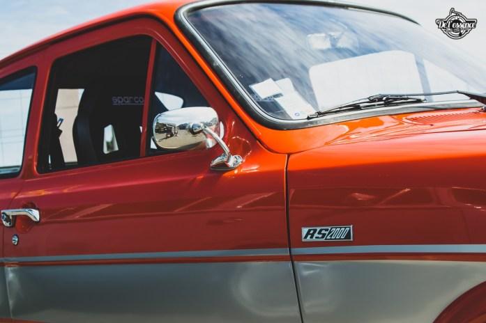 DLEDMV 2021 - Ford Escort RS2000 mk1 Serge Restomod-7