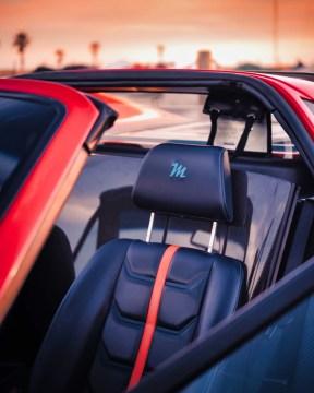 DLEDMV 2021 - Maggiore 308M Ferrari Restomod - 013