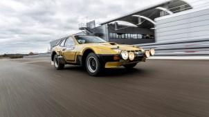 DLEDMV 2021 - Porsche 924 Carrera GTS Walter Röhrl - 012