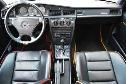 DLEDMV 2021 - Mercedes 190 Avantgarde Airride BBS - 004