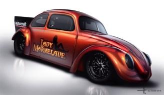 DLEDMV 2021 - #Petrolhead Alan Derosier - Beetle - 027
