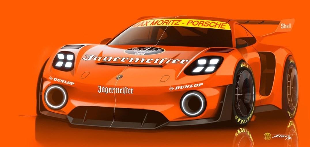 DLEDMV 2021 - #Petrolhead Alan Derosier - Porsche 935 - 001